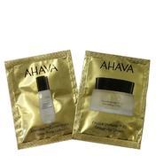 AHAVA Osmoter Pflegeprodukte Sachets sortiert, ein Sachet