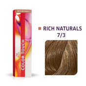 Wella Color Touch Rijke natuurproducten 7/3 Medium Blond Goud