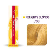 Wella Color Touch Relights Blond /03 Natuur Goud