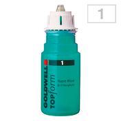 Goldwell TOPform Foam Wave Portion 1 - für normales bis feines Haar, Portionsflasche 90 ml