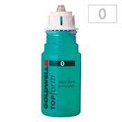 Goldwell TOPform Foam Wave Portion 0 - für schwer wellbares Haar, Portionsflasche 90 ml