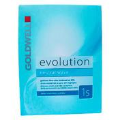 Goldwell ondulation neutre 1s - pour cheveux colorés ou méchés jusqu'à 30 % 1 set