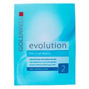 Goldwell ondulation neutre 2 - pour cheveux colorés ou méchés jusqu'à 50 % 1 set
