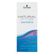 Schwarzkopf Natural Styling Hydrowave Glamour Wave Set 2 - für gefärbtes, gesträhntes oder poröses Haar