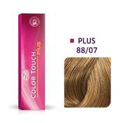 Wella Color Touch Plus 88/07 Licht Blond Intensief Natuurlijk Bruin