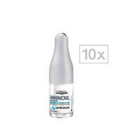 L'ORÉAL expert Aminexil control Paquet de 10 x 6 ml