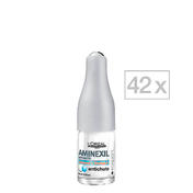L'ORÉAL expert Aminexil control Packung mit 42 x 6 ml