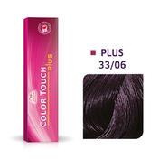 Wella Color Touch Plus 33/06 Dunkelbraun Intensiv Natur Violett