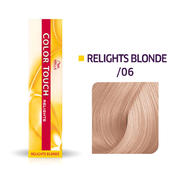 Wella Color Touch Relights Blonde /06 Natur Violett