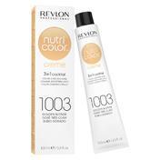 Revlon Professional Nutri Color Creme 1003 Gold Tube 100 ml