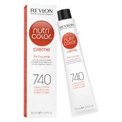 Revlon Professional Nutri Color Creme 740 Kupfer Tube 100 ml