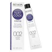 Revlon Professional Nutri Color Creme 002 Lavendel Tube 100 ml