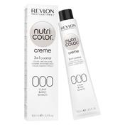 Revlon Professional Nutri Color Creme 000 Weiß Tube 100 ml