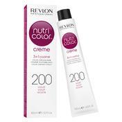 Revlon Professional Nutri Color Creme 200 Violett Tube 100 ml