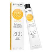 Revlon Professional Nutri Color Creme 300 Gelb Tube 100 ml