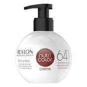 Revlon Professional Nutri Color Creme 641 Kastanie Dunkelblond 270 ml