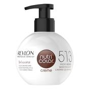 Revlon Professional Nutri Color Creme 513 Hellkastanie 270 ml