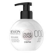 Revlon Professional Nutri Color Creme 000 Weiß 270 ml