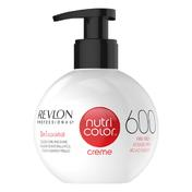 Revlon Professional Nutri Color Creme 600 Feuerrot 270 ml