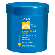 Basler Strähnenblond staubfrei extra stark mit Keratin Dose 200 g