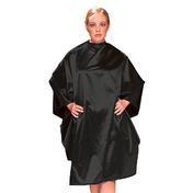 """Olivia Garden Wassen en aankleden van cape """"Charm Zwart"""
