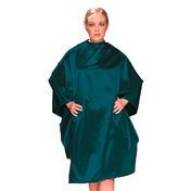 """Olivia Garden Wassen en aankleden van cape """"Charm Smaragdgroen"""