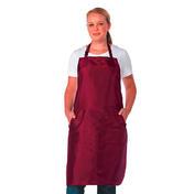 Olivia Garden Tablier pour coloration « charm » rouge bourgogne