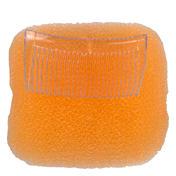 Solida Knotenpolster NOVA mit Kämmchen Mittel 6,5 x 9 cm Hell