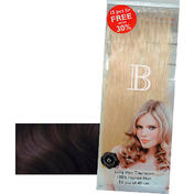 Balmain Fill-In Extensions Value Pack Natural Straight 2 Dark Brown