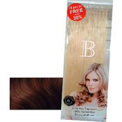 Balmain Fill-In Extensions Value Pack Natural Straight 6 Light Mocca
