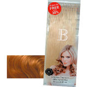 Balmain Fill-In Extensions Value Pack Natural Straight 23 Extra Light Gold Blond