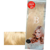 Balmain Fill-In Extensions Value Pack Natural Straight 614A Natural Blond Ash