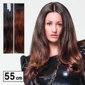 Balmain Haar Jurk 55 cm Barcelona