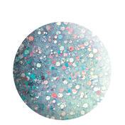 LCN Starlit Sky Colour Gel Big Glitter Stars, 5 ml