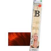 Balmain Fill-In Extensions Straight 130 Medium Copper Red Blond
