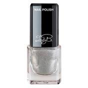 Lady B. Mini Nagellack Shiny Silver, 5 ml
