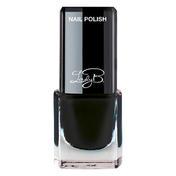 Lady B. Mini Nagellack Brillant Black, 5 ml