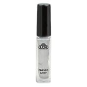 LCN Nail Art Liner Silber (2), 7 ml
