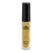 LCN Nail Art Liner Gold-Glitter (5), 7 ml