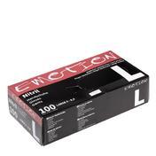 Efalock Emotion Nitril Handschoenen Maat L, Per verpakking 100 stuks