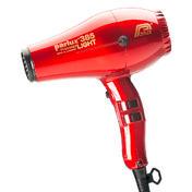 Parlux 385 Power Licht Ionisch & Keramisch Red
