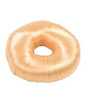 Solida Boudin pour chignon avec cheveux synthétiques clair