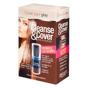 Dynatron Bedek uw grijs Cleanse & Cover Donkerbruin, inhoud 12 g