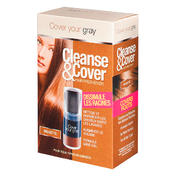Dynatron Cover your gray Cleanse & Cover Brunette, Inhalt 12 g