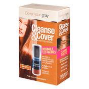 Dynatron Bedek uw grijs Cleanse & Cover Brunette, inhoud 12 g