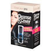 Dynatron Bedek uw grijs Cleanse & Cover Zwart, inhoud 12 g