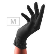 Sibel Latex-Handschuhe Größe M, Pro Packung 100 Stück