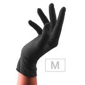 Sibel Nitril Handschuhe Größe M, Pro Packung 100 Stück