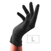 Sibel Nitril Handschuhe Größe L, Pro Packung 100 Stück