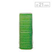 Efalock Haftwickler Grün Ø 21 mm, Pro Packung 12 Stück